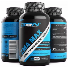 ЦИНК + МАГНИЙ + B6 – ЗАПАС НА 3-4 МЕСЯЦА, для активных людей, спортсменов, увеличивает тестостерон, повышает выносливость, силу, ускоряет рост мышц, ИЗ ГЕРМАНИИ