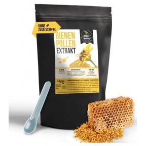 Пчелиная пыльца ЭКСТРАКТ, 100% чистый продукт, без добавок. Запас на 4-5 МЕСЯЦЕВ, против воспалений, снижает болевые ощущения, содержит витамины, минералы. ИЗ ГЕРМАНИИ