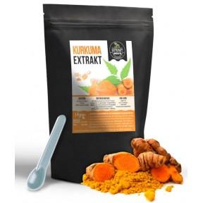 Куркума – ЭКСТРАКТ, 100% чистота, запас на 5-6 МЕСЯЦЕВ, против воспалений, антиоксидант, снижает болевые ощущения, улучшает пищеварение, ИЗ ГЕРМАНИИ