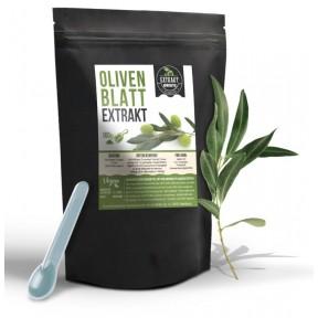 Оливковые листья – ЭКСТРАКТ, Запас на 5-6 МЕСЯЦЕВ, 100% чистота, дает энергию, улучшает циркуляцию крови, полезен для мозга, сердца, улучшает память, ИЗ ГЕРМАНИИ