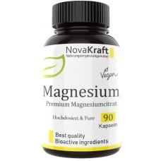 Премиум цитрат магния, Запас на 3-4 МЕСЯЦА, содержит в 2 раза БОЛЬШЕ элементарного магния, чем простой цитрат, 100% чистота, укрепляет кости, ИЗ ГЕРМАНИИ