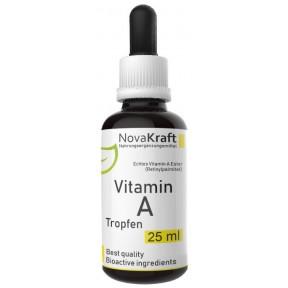 Витамин А НАТУРАЛЬНЫЙ, в каплях, ЖИДКИЙ, высокая доза! ЗАПАС 850 капель на 1 ГОД приема! В кокосовом масле, 100% чистоты, веганский, для здоровья глаз, ИЗ ГЕРМАНИИ