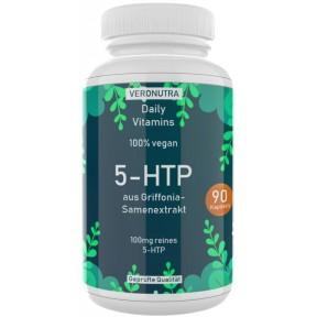 5-HTP из семян грифонии симплицифолистной, экстракт, запас на 3-4 МЕСЯЦА, натуральный антидипрессант, улучшает настроение, сон, помогает выработке мелатонина, ИЗ ГЕРМАНИИ