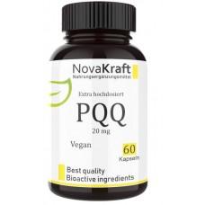 PQQ – пирролохинолинхинон, запас на 2 МЕСЯЦА, укрепляет нервную систему, важен для головного мозга, митохондрий, печени, придает энергию, силы, нейропротектор, 100% чистота, ИЗ ГЕРМАНИИ