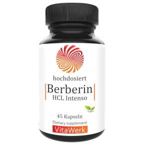 Берберин HCL из корней Коптиса китайского + экстракт черного перца, 100% чистота, антибактериальное средство, при желудочно-кишечной инфекции, защищает сердце, почки, ИЗ ГЕРМАНИИ
