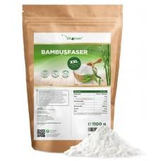 Бамбуковые волокна, 96% клетчатки, низкоуглеводные, улучшает ЖКТ, очищает кишечник от шлаков, токсинов, полезен для похудения, повышает иммунитет, 100% чистота, ИЗ ГЕРМАНИИ