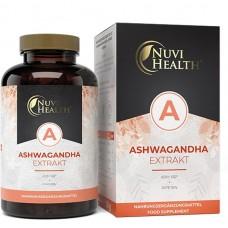 Экстракт Ашваганды + экстракт черного перца, запас на 2-3 МЕСЯЦА, снижает стресс, тревогу, улучшает сон, способствует снижению массы, 100% чистота, ИЗ ГЕРМАНИИ