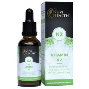 Витамин К2 МК7 в каплях - ОЧЕНЬ большое количество в бутыльке - 50 мл! Содержит витамин К2 МК7 - 1700 капель! ХВАТАЕТ НА 2 ГОДА ПРИЁМА!  Продукт из ГЕРМАНИИ