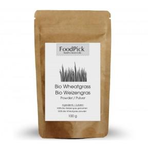 Витграсс - ростки пшеницы 100% качество из ГЕРМАНИИ. БИО сертификация! 125 грамм