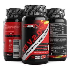 T5 V. 2.0 - Жиросжигатель - Advanced Boost Metabolism Формула из Германии