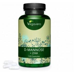 D-Манноза + Цинк: с натуральной D-маннозой (из кукурузы) и цинк. Большое количество в банке. 1 упаковки ХВАТАЕТ НА 3-4 МЕСЯЦЕВ ПРИЁМА! Продукт из ГЕРМАНИИ