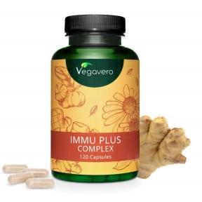 """КОМПЛЕКС """"ИММУНИТЕТ ПЛЮС""""- Комбинированный препарат с витамином D3 + витамин С + цинк + имбирь + эхинацея + селен. Большое количество в банке. 1 упаковки ХВАТАЕТ НА 6-7 МЕСЯЦЕВ"""