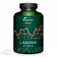 L-Аргинин - предтренировочный. 700 мг чистого L-аргинина на капсулу. ОЧЕНЬ Большое количество в банке. 1 упаковки ХВАТАЕТ НА 5-6 МЕСЯЦЕВ ПРИЁМА! Продукт из ГЕРМАНИИ