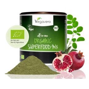 """Superfood Mix BIO 100G ! 1 упаковки ХВАТАЕТ НА 5-6 МЕСЯЦЕВ ПРИЁМА! Продукт из ГЕРМАНИИ Ингредиенты имеют сертификацию """"БИО-чистота"""" в Германии"""