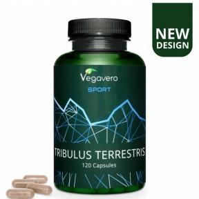 Tribulus Terestris - 1 упаковки ХВАТАЕТ НА 4-5 МЕСЯЦЕВ ПРИЁМА! Продукт из ГЕРМАНИИ. Уникальная цена! 600 мг экстракта плодов Tribulus terrestris на капсулу! Только натуральные ингредиенты!