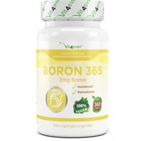 Борон 365 - 3 мг микроэлемента Бор-365 таблеток на ЗАПАС НА 1 ГОД! из Германии