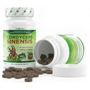 гриб Кордицепс Sinensis -2400 мг-160 таблеток из Германии