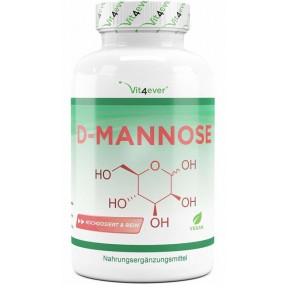 D-манноза-180 капсул-1500 мг на ежедневную порцию из Германии