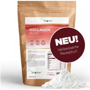 Чистый коллаген с нейтральным вкусом и запахом! Без добавок! из Германии