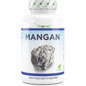 Марганец 10 мг-240 таблеток-высокая биодоступность марганца-Бисглицинат из Германии