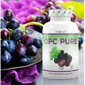 OPC Pure-350 мг экстракт виноградных косточек-300 капсул из Германии