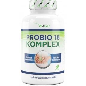 Пробио 16 комплекс - 16 бактериальных культур-13 миллиардов бактерий в день из Германии