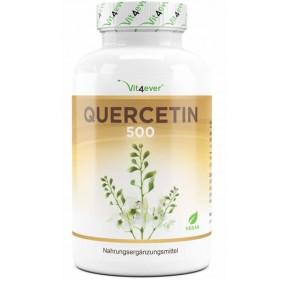 Кверцетин-500 мг-120 капсул-  япо́нская софора из Германии
