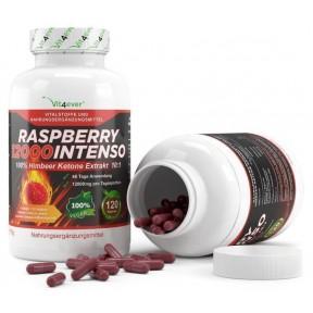 Raspberry 12000 Intenso - 12000mg - 120 капсул из Германии