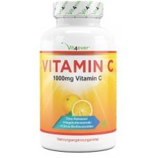 Витамин С 365 - ОЧЕНЬ большое количество в банке - 365 таблеток! Содержит 1000 мг витамина С - ХВАТАЕТ НА 1 ГОД ПРИЁМА! Продукт из ГЕРМАНИИ