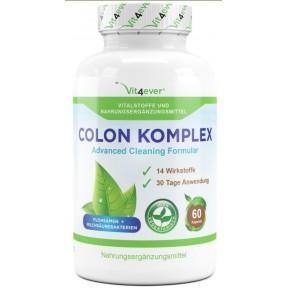 Colon Complex-Натуральная Формула Для Очищения Кишечника-30 Дней Курс