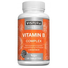 Комплекс витаминов группы B - ЭКСТРА высоко - дозированный! Уникальная цена! Продукт из ГЕРМАНИИ. Хватает на 4-5 МЕСЯЦЕВ приема!